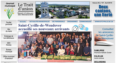 Journal le Trait d'union